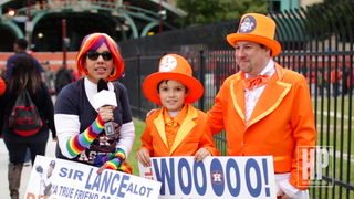Astros Fans Pumped For World Series