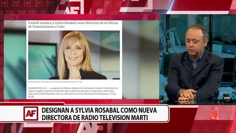 Senador Bob Menéndez cuestiona nueva directora de Radio y TV Martí
