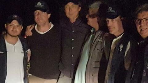 ELN liberó a dos periodistas holandeses secuestrados en Colombia