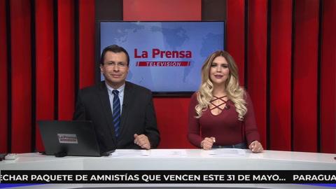 Sucesos LA PRENSA Television