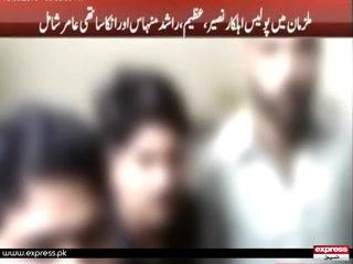 راولپنڈی میں لڑکی سے زیادتی کرنے والے پولیس اہلکاروں کا جسمانی ریمانڈ