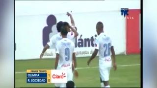Olimpia vence a Real Sociedad en la primera jornada del Clausura