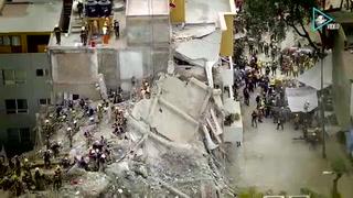 En gran riesgo, 321 edificios en Ciudad de México