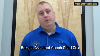 Brescia Coach Cox on Brown Twins Signing