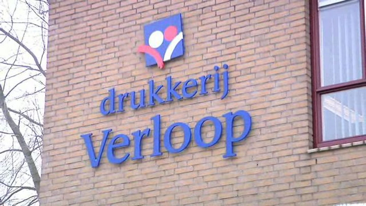 Verloop Drukkerij - Video tour