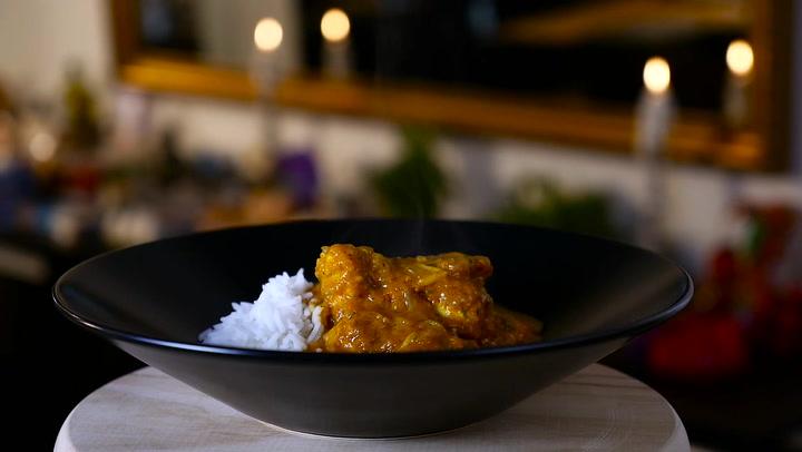 Aprende a preparar el plato favorito de Brad Pitt: Pollo 'Tikka Masala'