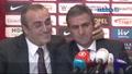 Hamza Hamzaoğlu, ağlayarak imza attı