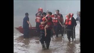 Inundaciones en Virginia Occidental dejan más de 20 muertos