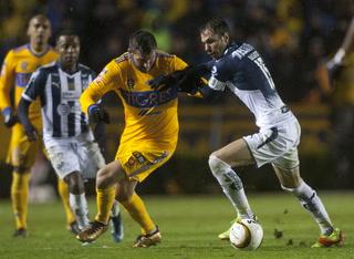 Tigres remonta a Monterrey en la final de la Liga MX (1-2)