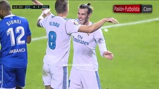 Real Madrid derrota cómodamente al Deportivo en el Riazor