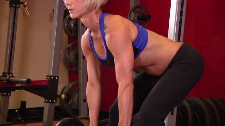 Bent Over Barbell Row - Back Exercise - Bodybuilding.com