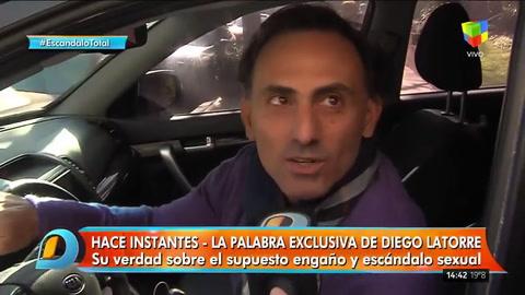 Quedó clarísimo: Diego Latorre habló de Yanina y la situación por la que están pasando
