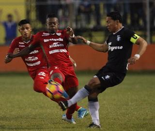 Honduras Progreso 2-2 Marathón por la novena jornada del Torneo Clausura 2018