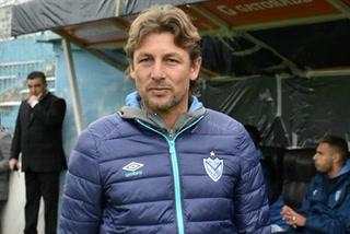 Gabriel Heinze y su tensa discusión con periodista tras eliminación de Vélez de la Copa Argentina