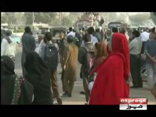 کراچی میں سی این جی مسلسل چار روز سے غائب ، شہری شدید مشکلات سے دوچار