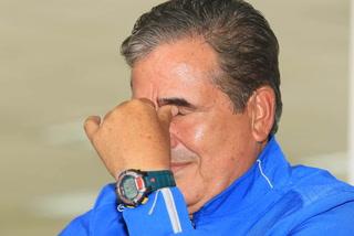 Pinto llora al llegar a Honduras: