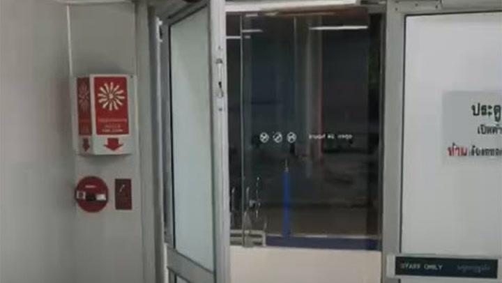 คลิปหลอน ประตูลี้ลับ ในโรงพยาบาล คนแห่ดูทะลุ 13 ล้านวิว