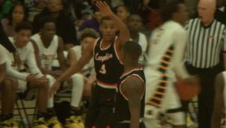 Lanphier vs. Eisenhower Boys Basketball