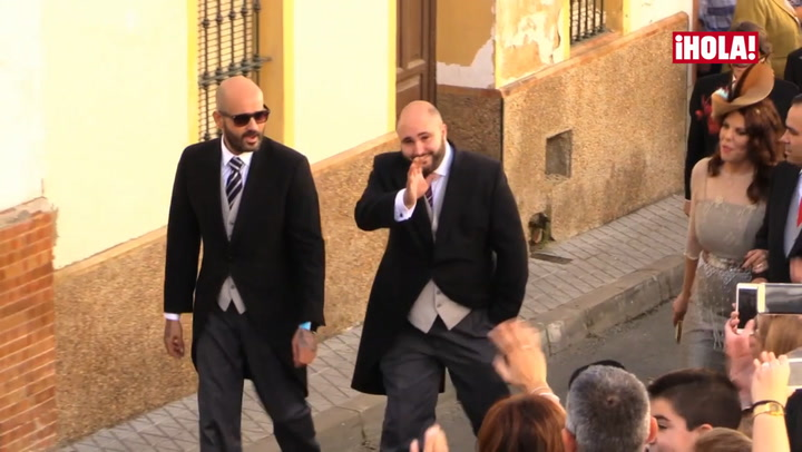 Kiko Rivera recuerda así la boda de su hermano Cayetano