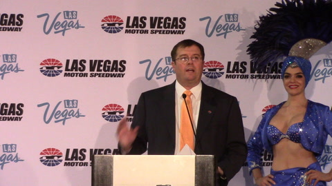 LVMS adds Chase event; Full presser