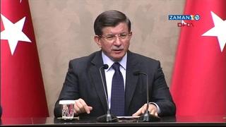 Davutoğlu: Silah iki polisi şehit eden teröriste ait