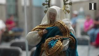 Inauguran muestra de arte sacro en Analco