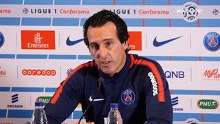 ¿Cavani o Neymar? Emery se vuelve a pronunciar sobre el tema de los penales en el PSG