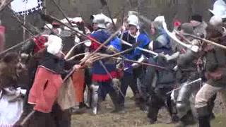 Antigua rebelión calienta los ánimos croatas