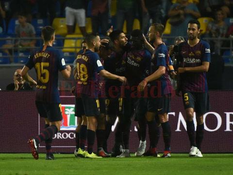Barça derrota al Sevilla y es campeón de la Supercopa de España