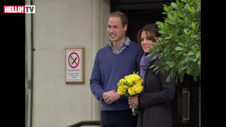 Kate leaves hospital after suffering from acute morning sickness
