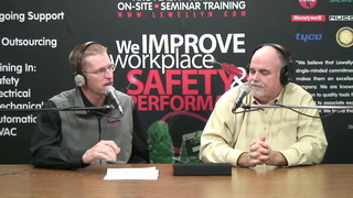 Workplace Safety Show – Ep. 04 – De-Energized Work & NFPA 70E Tables