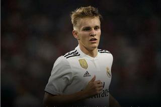 Real Madrid hace oficial la salida de Martin Odegaard rumbo al fútbol de Holanda