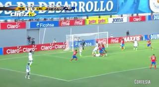 Así fue la narración de medio de Costa Rica con el gol de Kendall Waston