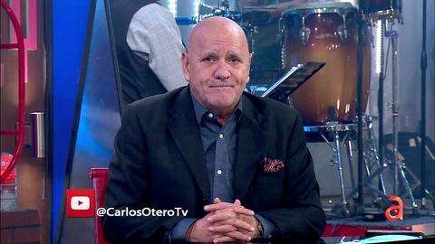 Carlos Otero anuncia que Mónica Pasqualotto dio positivo al Coronavirus