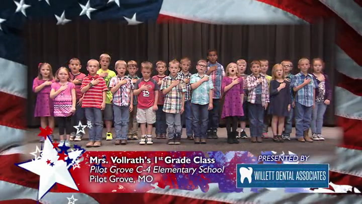 Pilot Grove Elementary - Mrs. Vollrath - 1st Grade
