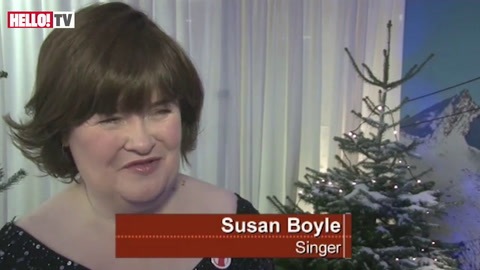 Susan Boyle has revealed a film is in the works about her rise to fame