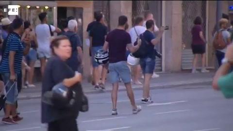 Asciende a 13 el número de muertos en el atentado terrorista de Barcelona