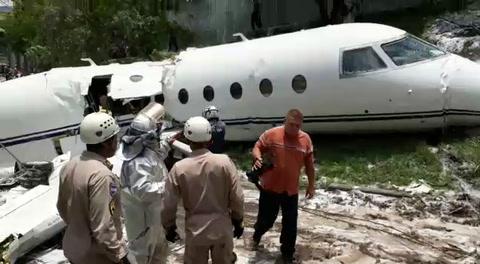 Reportero Alex Pérez reportó en instantes la tragedia de Toncontín