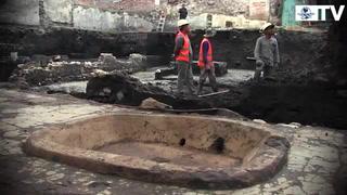 Revelan asentamiento mexica en Centro capitalino