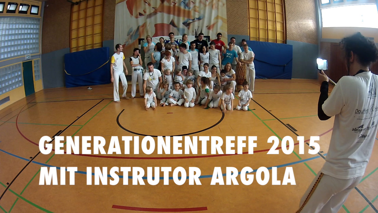 Duesseldorf Capoeira Workshop Training Kurse