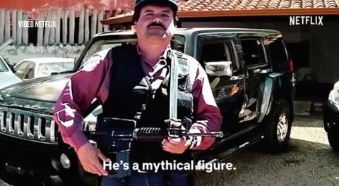 Kate del Castillo recuerda el día que conoció a El Chapo en un siniestro trailer