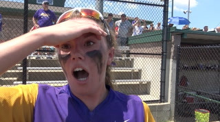 Williamsville Supersectional Softball Post