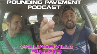 Williamsville Pounding Pavement Podcast
