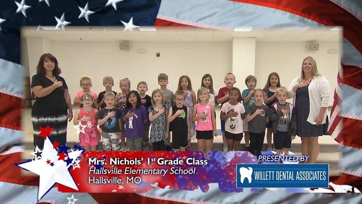 Hallsville Primary School - Mrs. Nichols' 1st Grade