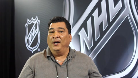 Alvaro Puentes on today's NHL announcement