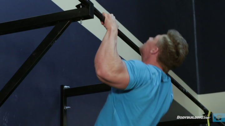 Burpee Pull-Up | Exercise Guide