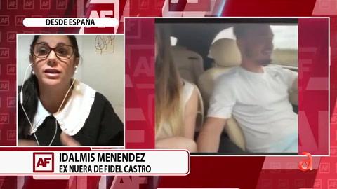 EXCLUSIVA: Ex nuera de Fidel Castro cuenta toda la verdad sobre Sandro Castro
