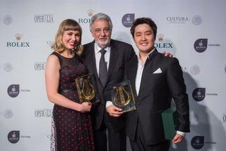 Una francesa y un sudcoreano ganan Operalia 2016