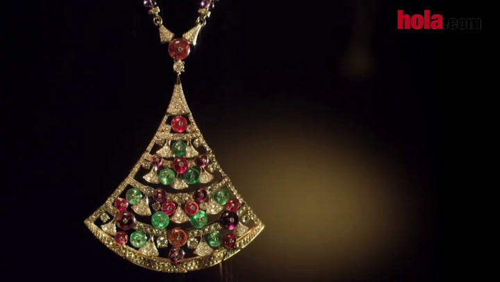 Carla Bruni presta su imagen a la nueva colección de la firma de joyería Bulgari: Una diva para otra \'Diva\'