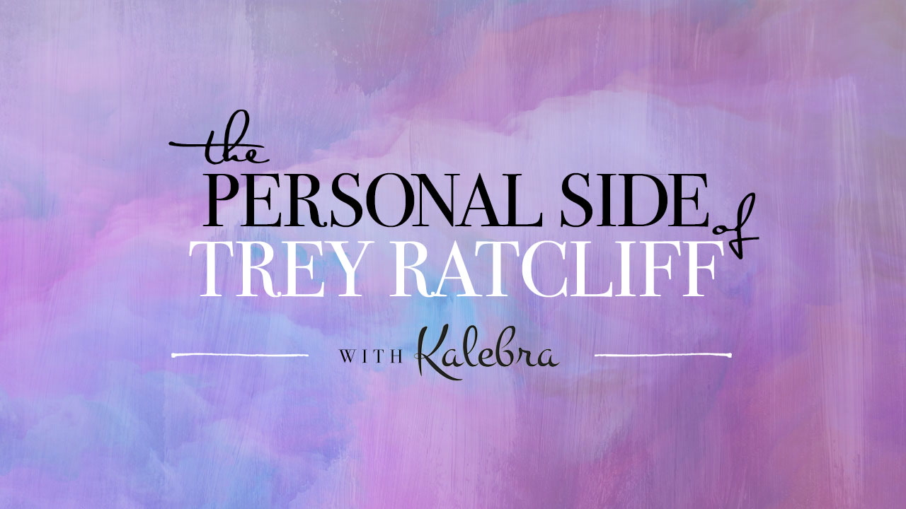 The Personal Side of Trey Ratcliff